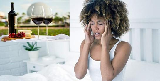 L'alimentation favorisant les migraines douloureuses
