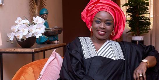 """Ndeye Binta Leye : """"j'ai une vie bien remplie mais très bien rangée"""""""