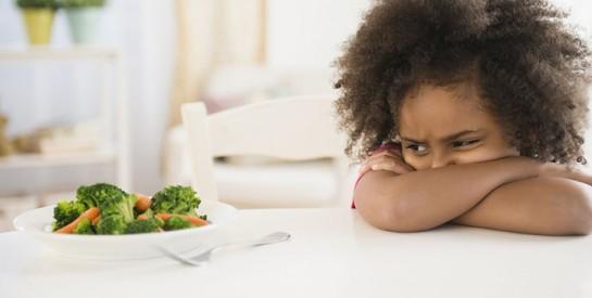 Quand les petits ne veulent rien manger: la néophobie alimentaire
