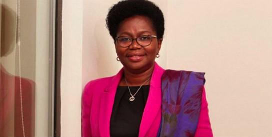 Victoire Tomegah-Dogbé, nouvelle Première ministre du Togo