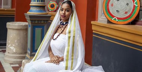 Les textiles d'exil engagés de la créatrice soudanaise Mayada Adil