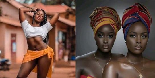 5 mannequins posent fièrement pour prouver que la beauté africaine est unique