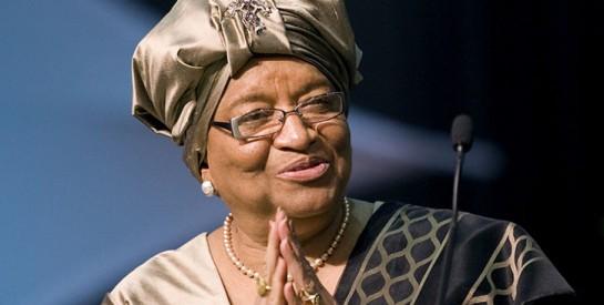Les combats d'Ellen Johnson Sirleaf, la première femme africaine présidente