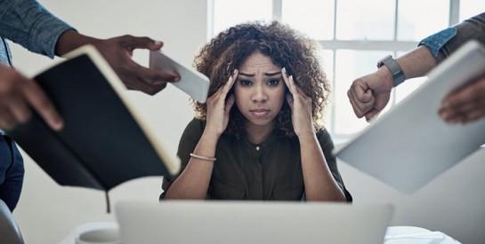 Dépression : quand le travail finit par faire du mal
