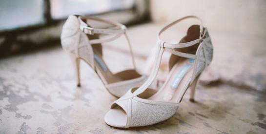 Quelles chaussures de mariée en fonction de la tenue du jour J ?