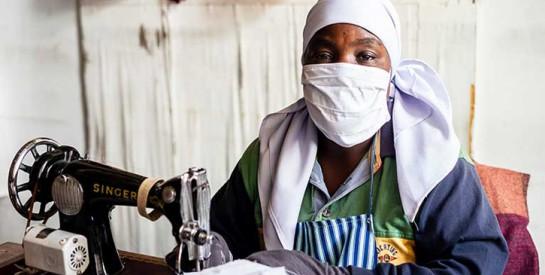 Les droits fondamentaux au travail peuvent aider à reconstruire en mieux après le COVID-19