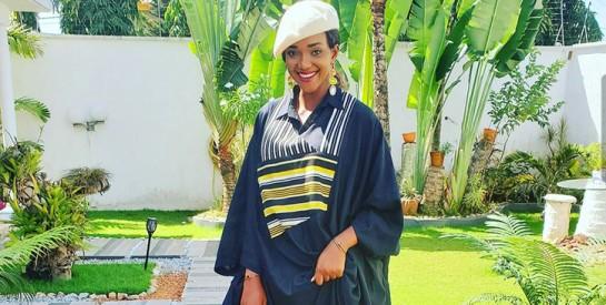 MODE : Fate Touré  soutient les femmes déscolarisées du Gabon