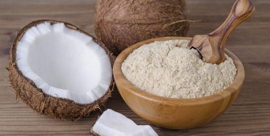 5 apports nutritionnels de la farine de noix de coco