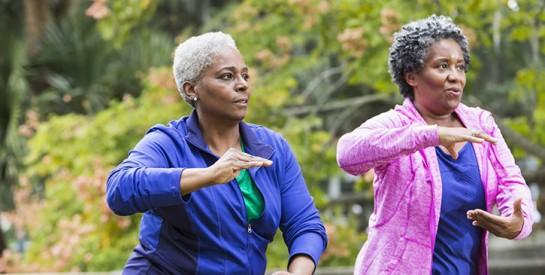 Le Tai-Chi soulage les douleurs d'arthrite