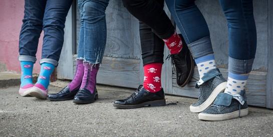 Comment choisir les chaussettes pour femme?