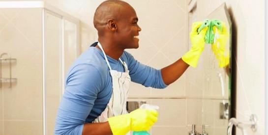 Voici comment faire briller sa salle de bain