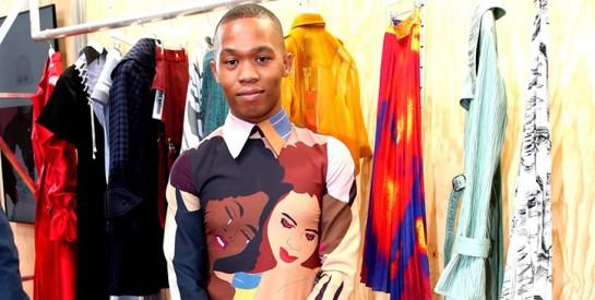 Pour Thebe Magugu, la mode de demain sera spirituelle