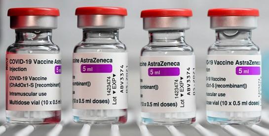 Covid-19: l'Afrique du Sud revend ses doses du vaccin AstraZeneca à l'Union africaine