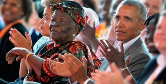 Décès de Sarah Obama, la ``grand-mère`` kényane de l'ancien président américain