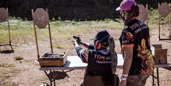 Afrique du Sud : pour ne plus être des cibles, les femmes prennent les armes
