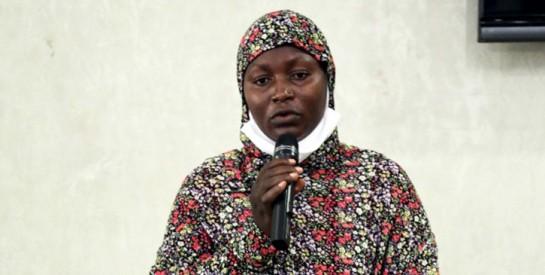 Safiatou Sidibé, d`ex-détenue à présidente d`association !