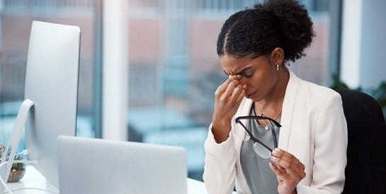 Pourquoi l'environnement de travail toxique vous suit à la maison