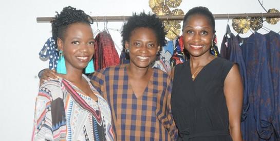 Mode : Metys by Diana Gadié en vente privée à la Mètché Gallery à Abidjan