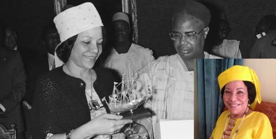 Germaine Ahidjo, l'ex-Première dame du Cameroun, est morte au Sénégal