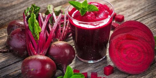 5 bonnes raisons de boire du jus de betterave