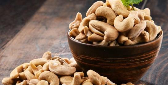 La noix de cajou pour une meilleure santé cardio-vasculaire