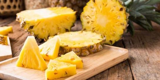 Bienfaits de l'ananas pour la santé