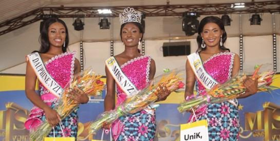 Présélections Miss CI 2021 : Mlle Bailly Esther triomphe à Dimbokro