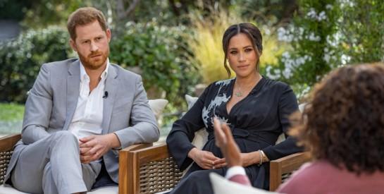 `` Je pourrais perdre une autre femme dans ma vie`` : le prince Harry évoque les pensées suicidaires de Meghan Markle