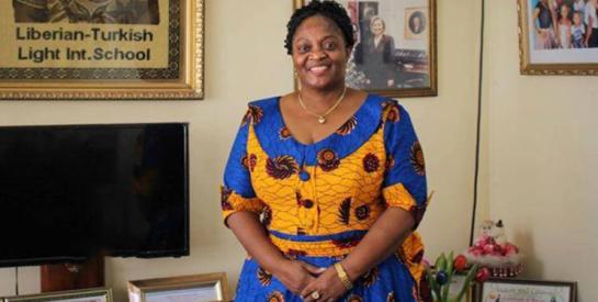 La vice-présidente du Liberia, Jewel Taylor, appelle à une révolution industrielle africaine