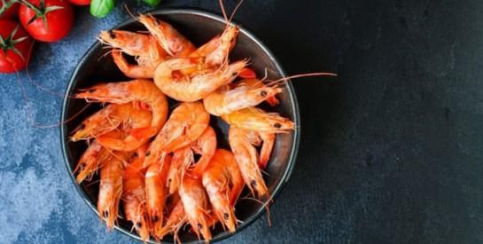Voici pourquoi manger de la crevette