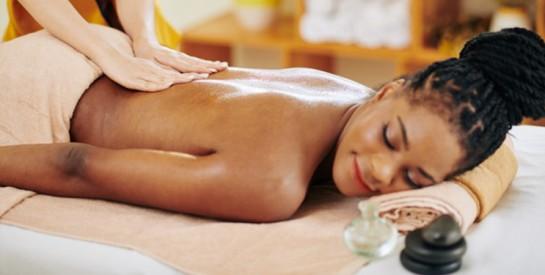 Technique de massage du dos