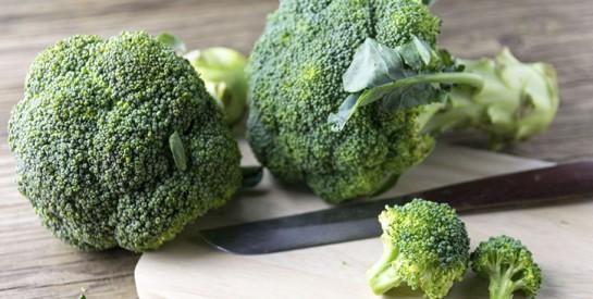 Le brocoli nous protège des rayons UV