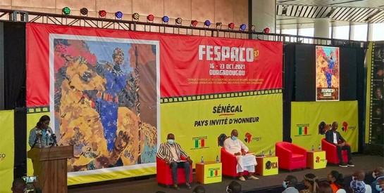 Fespaco: le 27e festival du film burkinabè officiellement lancé à Dakar