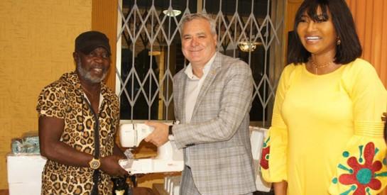 Fatim Sidimé rend hommage à Etienne Marcel