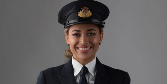 Edith Mala Diop (Pilote d'avion-cargo) : Je m'efforce, après avoir retiré mon uniforme, d'être une femme comme les autres
