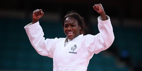 JO-2021/Judo: Clarisse Agbégnénou enfin championne olympique !