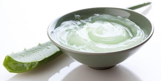 Masque spéciale à l'aloe vera pour peau grasse