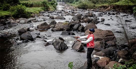Le Kenya, une destination prisée pour les pêcheurs à la mouche