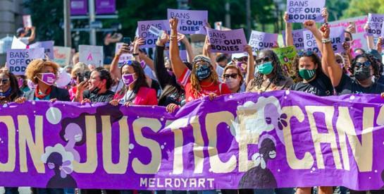 États-Unis: manifestations pour le droit à l'avortement à travers le pays