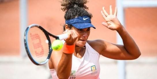 Tennis : Mayar Sherif continue de progresser au classement WTA