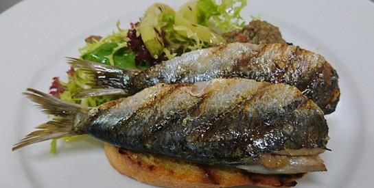 La sardine : voici cinq raisons d'en manger au déjeuner ou au dîner