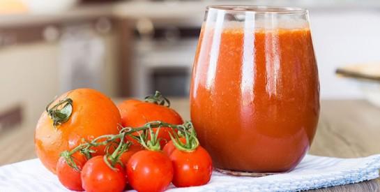 Le jus de tomate est bon pour notre organisme