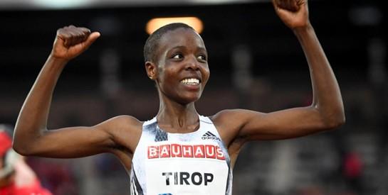 L'athlète kenyane Agnes Tirop poignardée à mort par son ex-petit ami