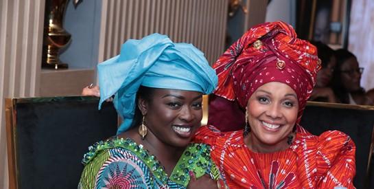 Dîner African Woman 2.0: une cinquantaine de femmes africaines modèles célébrées