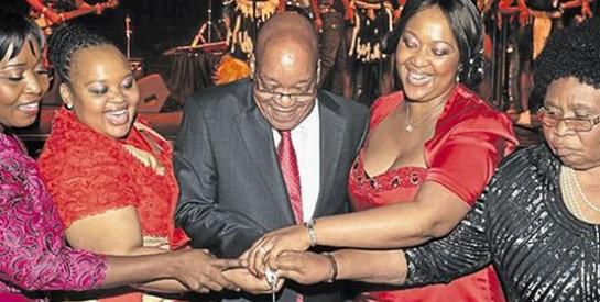 Afrique du Sud : Zuma pourrait prendre une cinquième femme pour ses vieux jours