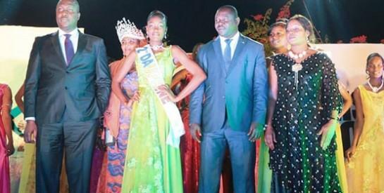 Tchad : La jeune étudiante Dagossé Elyse élue Miss 2015