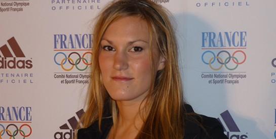 """Marlène Olivia Harnois, médaillée olympique : """" J'ai tout gagné..."""""""