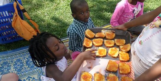 Saines habitudes alimentaires : éveillez l'intérêt de vos enfants