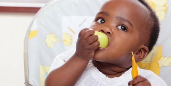 Les enfants difficiles sur la nourriture seraient plus anxieux
