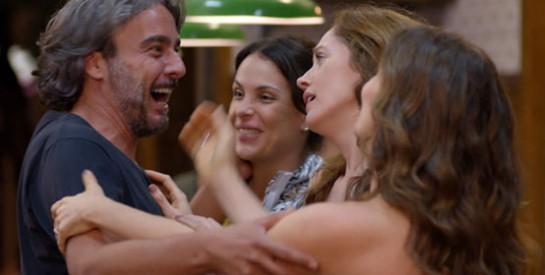 Résumé Avenida Brasil épisode 315 -316: Noémia, Véronica et Alexia quittent Carlitos